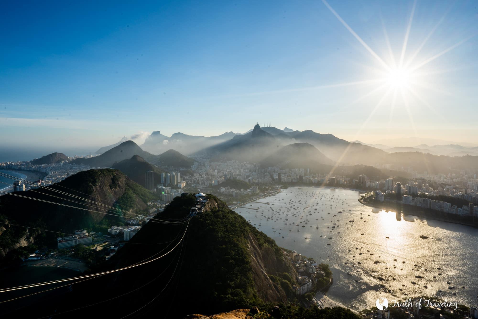 Que visiter à Rio de Janeiro en 5 jours?