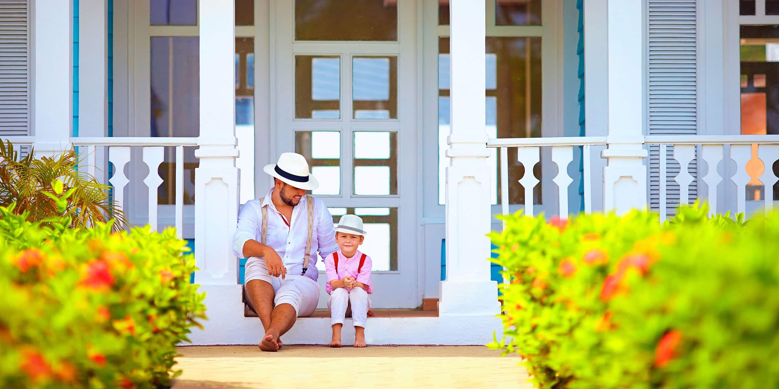Où aller en famille dans les Caraïbes?
